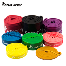 Natural Latex 41 And Different Specification Resistance Bands Loop Fitness Pull Up Strengthen Muscles Free Shipping