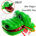 NEW Creative Large Fun Toys Bite Crocodile Toy Bite Finger Game Funny Novetly Crocodile Toy For Children Kids Gift Gags Toy