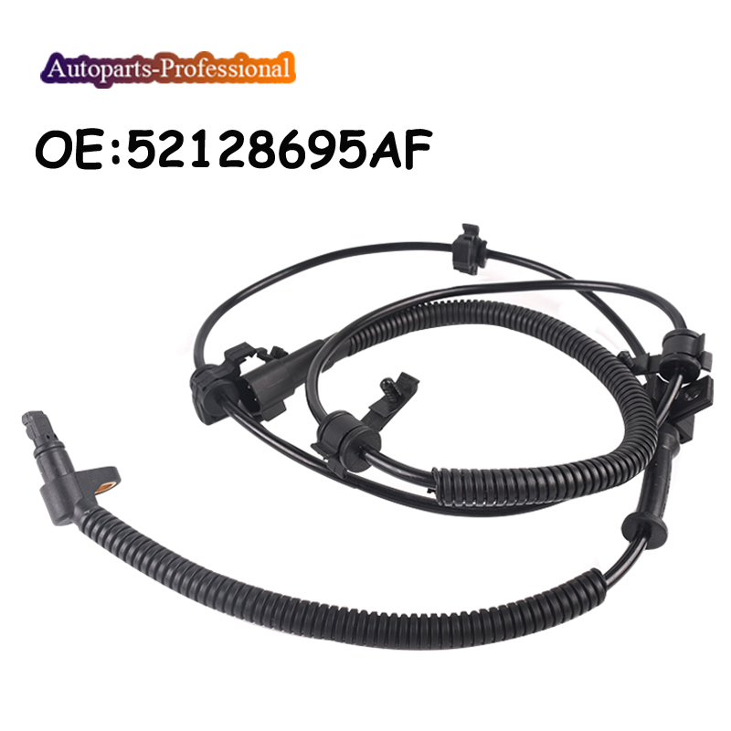 ABS Wheel Speed Sensor For Jeep Liberty Cherokee Front Left 52128695AF ALS1398