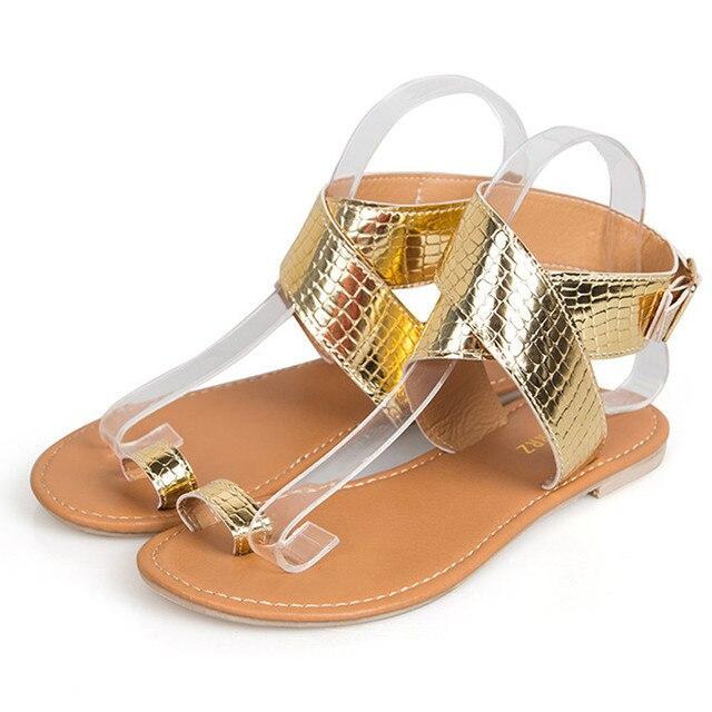 Novas Mulheres Atravessar Cinto Roma Gladiador de Tiras Baixo Aleta Plana Chinelos Sandálias de Praia Sapatos Sandálias Plataforma Peep Toe Calçados 10