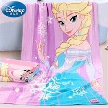 Disney Elsa Princess Queen Frozen Gauze newborn and Baby Bath Towel  cotton Children beach towel women Girl kids gift 70x140cm недорго, оригинальная цена