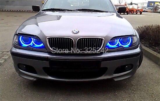 RGB LED-BMW Angel-Eye Halo(19)