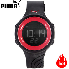 PUMA WATCH Rotating Series Multifunctional Crystal Timing Movement Neutral PU911091010 PU911091001 PU911091002 PU911091003
