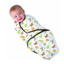Diapers Swaddleme Summer Organic Cotton Infant Parisarc Newborn thin Baby Wrap Envelope Swaddling Baby Blankets Bedding Newborn