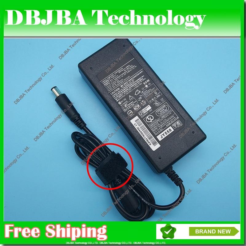 90 W 19 V 4.74A 7.4mm * 5.0mm Adaptateur secteur/Alimentation pour Hp/compaq G71 G72 CQ40 CQ42 CQ45 CQ60 CQ50 CQ61 CQ62 CQ70 CQ71 CQ72 chargeur