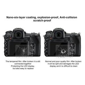 Image 5 - 2 STÜCKE Original 9 H Kamera Gehärtetes Glas LCD Screen Protector Für Sony A7M3 A7R3 A7MIII A7R2 A7M2 A7S2 A7 Mark II III Kamera Film