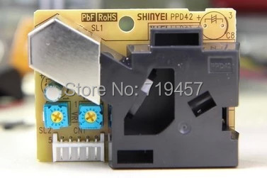 FREE SHIPPING PPD42NS Dust Dust Haze Sensor Module The Particle Concentration Sensor On /pm2.5