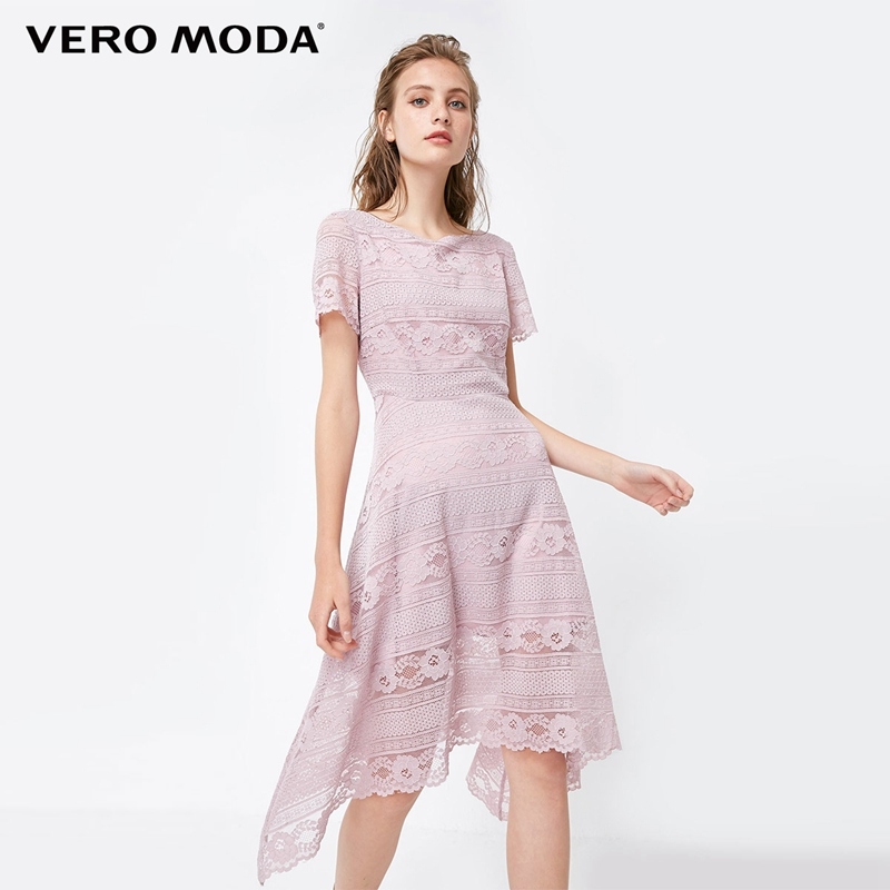 Vero moda laço a linha vestido de festa midi | 31837b510