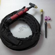 ФОТО new product! feimate qq-150 qq150 welding torch welding gun 5m for tig welding