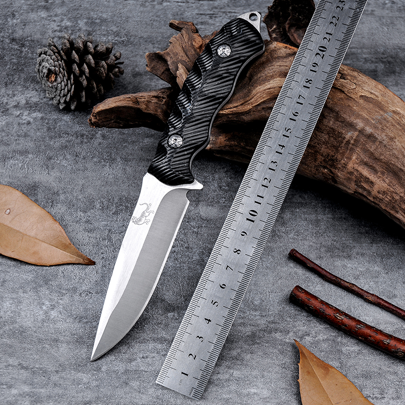 New Design Outdoor Utility font b Knife b font Cold Steel Survival font b Tactical b
