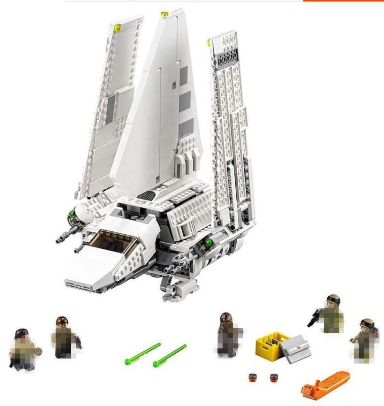 Yıldız savaşları 2503 Adet Emperyal Mekik Rakamlar Modeli Yapı Taşları Tuğla Seti Uyumlu ToysGift|Bloklar|Oyuncaklar ve Hobi Ürünleri - title=