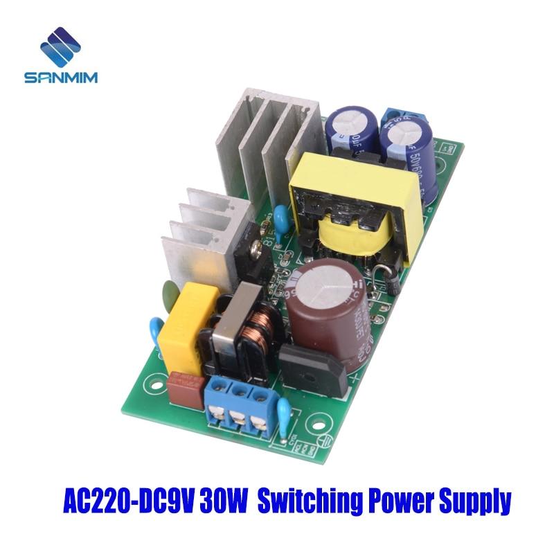 AC-DC 9V 3.4A 30W Power Supply Buck Converter Step Down Module High Quality USA