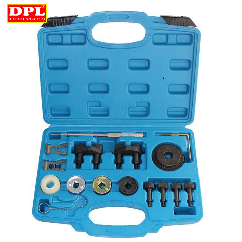 EA888 Engine Timing Tool Kit For VAG VW Audi Seart Skoda 1.8T 2.0T Camshaft Timing T10352 T40196 T40271 T10368 T10354 engine timing crankshaft locking setting tool kit for vw audi seat skoda vag 1 6