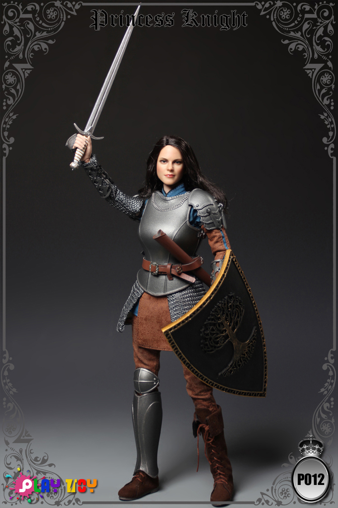1/6th scale Female figure doll Collectible model plastic toys Princess Knight 12 Action figure doll фаркоп avtos на ваз 21099 разборный тип крюка h г в н 800 50кг vaz 09