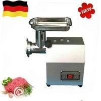 Лучшая цена небольших коммерческих Электрический Мясорубка автоматические мясорубки колбаса наполнителя распродажа из нержавеющей стали