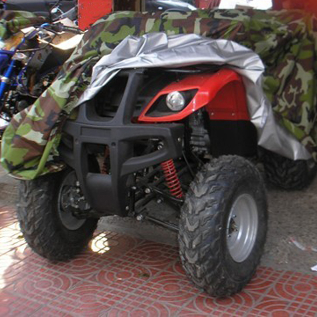 Universal Atv 4 Wheeler Cover Weatherproof Fit Suzuki Yamaha Raptor