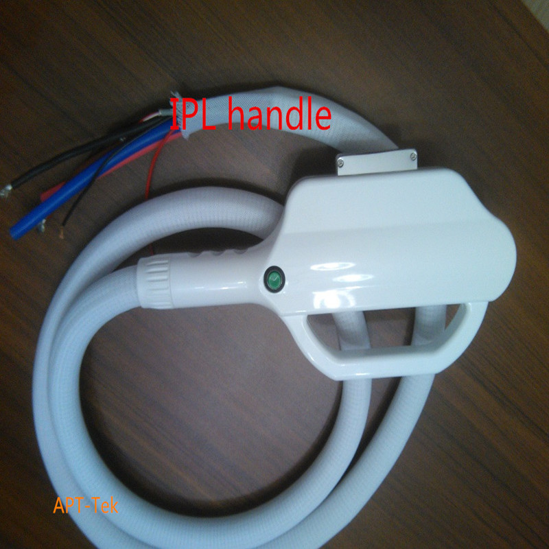 IPL shr title handle with 12*30mm spot size for laser removal machine