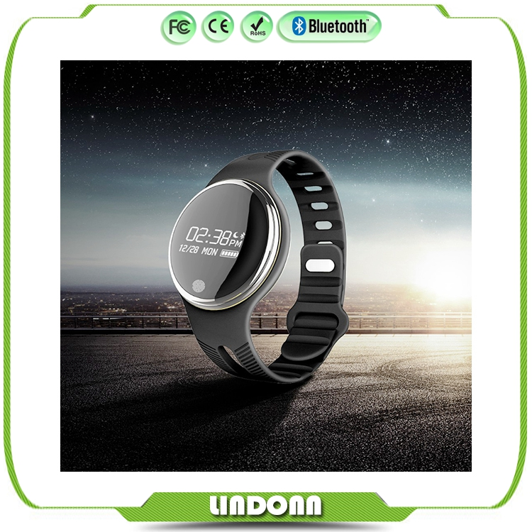 E07 IP67 Waterproof Smart Wristband Passometer Fitness Tracker Bluetooth Sync Bracelet For Android IOS Free shipping