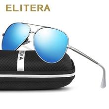 ELITERA New Sunglasses Men Women Polarized Driving Sun Glasses Eyewear Male Female Sunglasses Shades Oculos De Sol