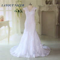 BK002 Vestido De Noiva Sheath Wedding Dresses Beading Lace Appliques Bridal Gowns With Beading 2017 Robe