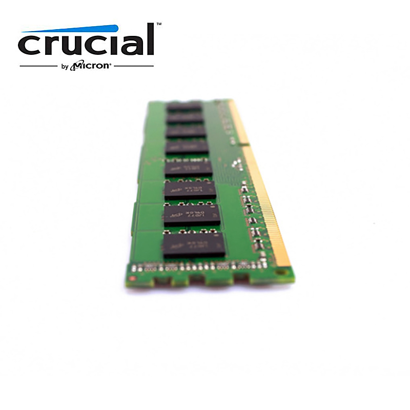 Crucial Desktop Memory RAM with 1GB/4GB/8GB Capacity and 1333MHz/1600MHz Memory Speed 10