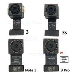 Oryginalna tylna kamera dla Xiao mi mi czerwony mi uwaga 3 3 s Pro powrót główny przewód do aparatu kabel