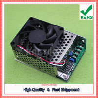 High Power supply step up Boost Module 600W with Digital Power Fan Housing 12V 60V to 14V 80V Booster converter board 0.27kg