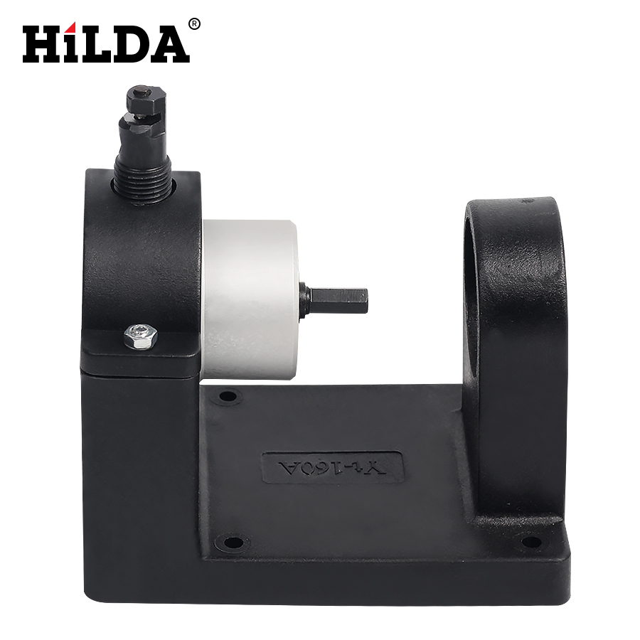 HILDA Double-Headed Nibbler Metal Cutter Holder For Electric Drill Supplies Accessory Nibber Hole Power Tool Accessories Bracket best price mgehr1212 2 slot cutter external grooving tool holder turning tool no insert hot sale brand new