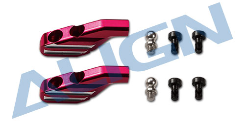 Align Trex 500EFL PRO Metal Main Rotor Holder Arm Red Align trex 500 parts Free Shipping with Tracking