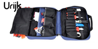 Urijk Multilayer Tool Bag Durable Portable Tool Bags Kit 600D Oxford Cloth Combination Kit Oxford Cloth