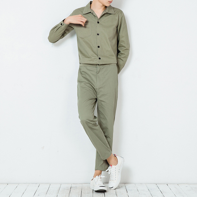 1f53d304fa59 Detail Feedback Questions about Winter Mens hip hop dancing Jumpsuits Baggy Cargo  Bib Overalls Hair Stylist One piece Coveralls Male loose Rompers D82404 on  ...