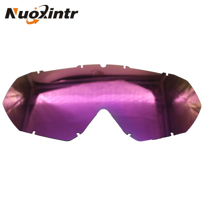 Nuoxintr Motocross racecraft Clear goggle Lenses Outdoor Sport Cycling mx Glasses for man KTM googles