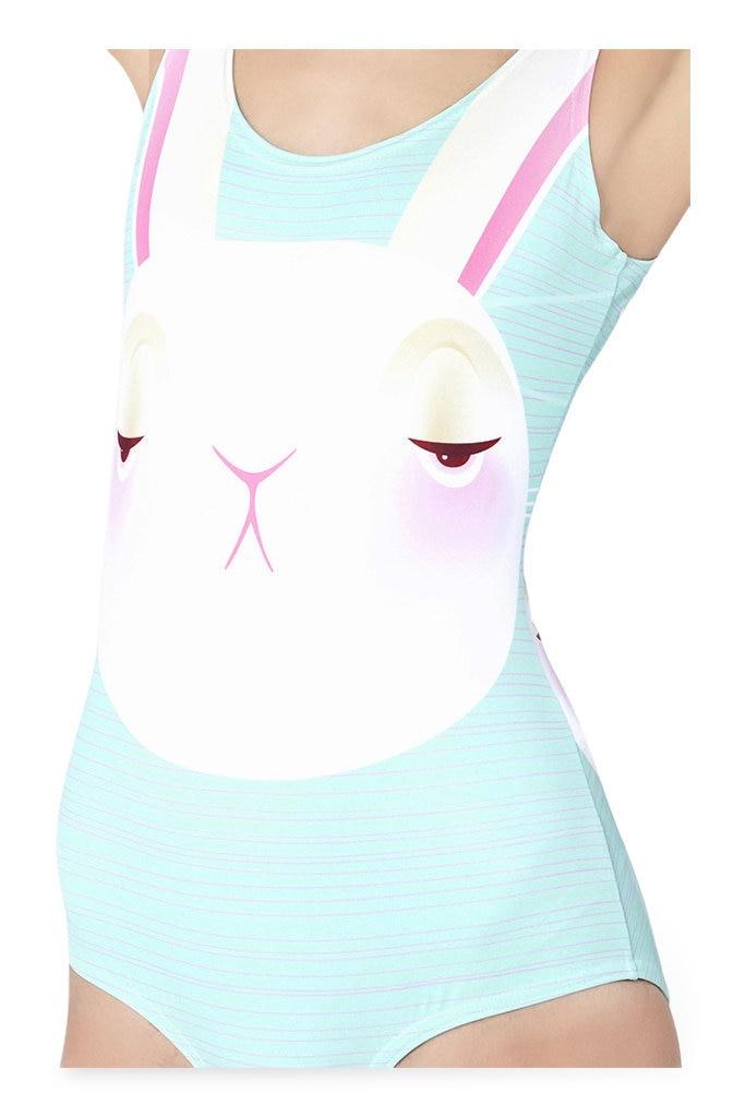 2016 New Sexy Women Swimming Suit Beach Wear Rabbit Digital Printing