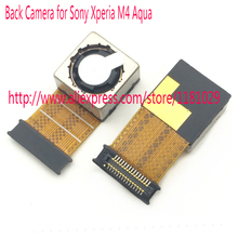 Top Quality Tested Back Camera for Sony Xperia M4 Aqua E2303 E2333 E2353 free shipping+track code