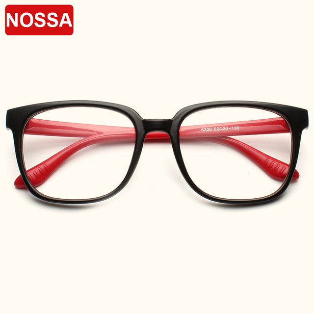 2018 Retro Designer Square Optical Glasses Frames Male Female Big ...