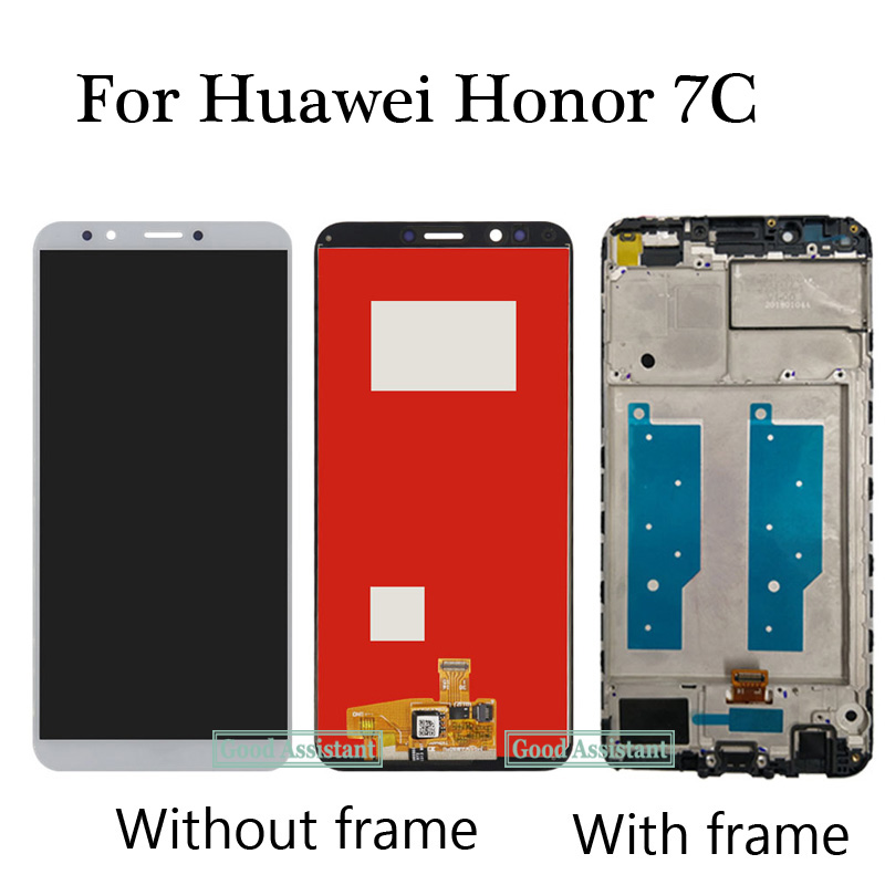 Perthde 5.99 inch For Huawei Honor 7C pro LND-L29 LND-AL30 LND-AL40 LCD Display