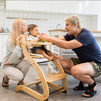 Baby High Chair Feeding Chair for Babies Children's Chair Booster Seat Cover for a Chair for Feeding Table