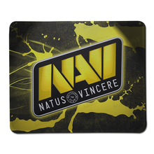 High Quality Cool Natus Vincere Logo Durable Non-Slip Rectangle Mat for Computer Mouse Pad