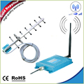 Cell Phone Signal Repeater GSM/EGSM 900MHz 65dB Gain Booster Amplifier LCD GSM Amplifier 2g signal repeater free shipping
