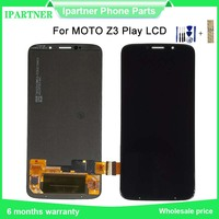 6.01 Inch for Moto Z3 Play XT1929 XT 1929 LCD Display for Motorola Z3 Play Touch Screen Digitizer Assembly Smartphone Repair
