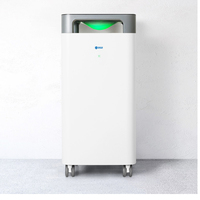 Air Purifier Low Noise Sterilizer Formaldehyde Scavenging Purifiers Air Cleaner Intelligent Air Cleaner Household Oxygen Bar X83