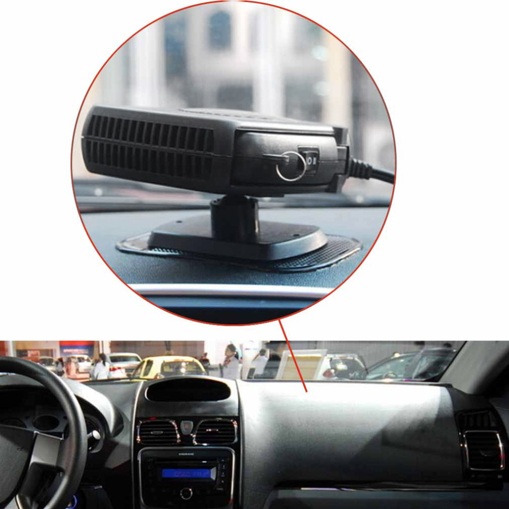 Defroster Demister DC 12 V 150 W Auto Car Heater for Vehicle Portable Temperature