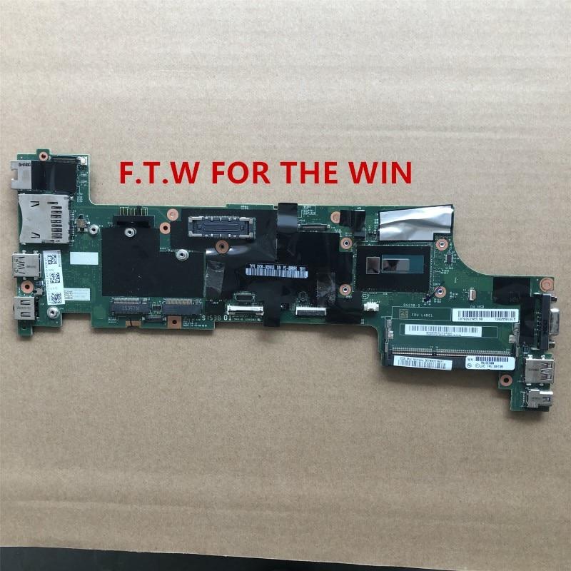 fru:01AY312 para Lenovo ThinkPad T560 P50S placa motherboard laptop