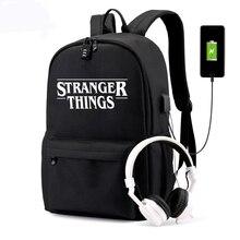 BPZMD bolsa luminosa multifunción con carga USB, mochila de viaje de lona para estudiantes, adolescentes, niños y niñas