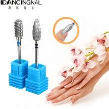 Professional Tungsten Steel Carbide Nail Drill Bit For Polish Electric Nails Drills Machine NailArt Manicure Pedicure Tools