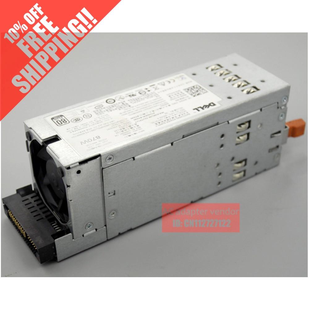 FOR DELL  R710 server power supply module 870W 0YFG1C N870P-S0 NPS-885AB a фотоальбомы veld co фотоальбом 200ф 10x15см
