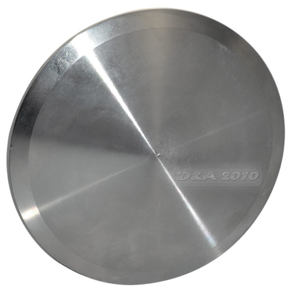 Fghgf 4 Quot Od 102mm Ss316 Sanitary Blind Disk Flange End