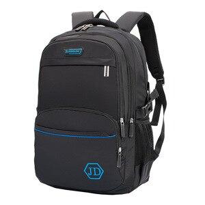 Image 1 - Mochilas escolares ortopédicas para niños y adolescentes, mochilas de espalda gruesa, gran capacidad, impermeables, escolares