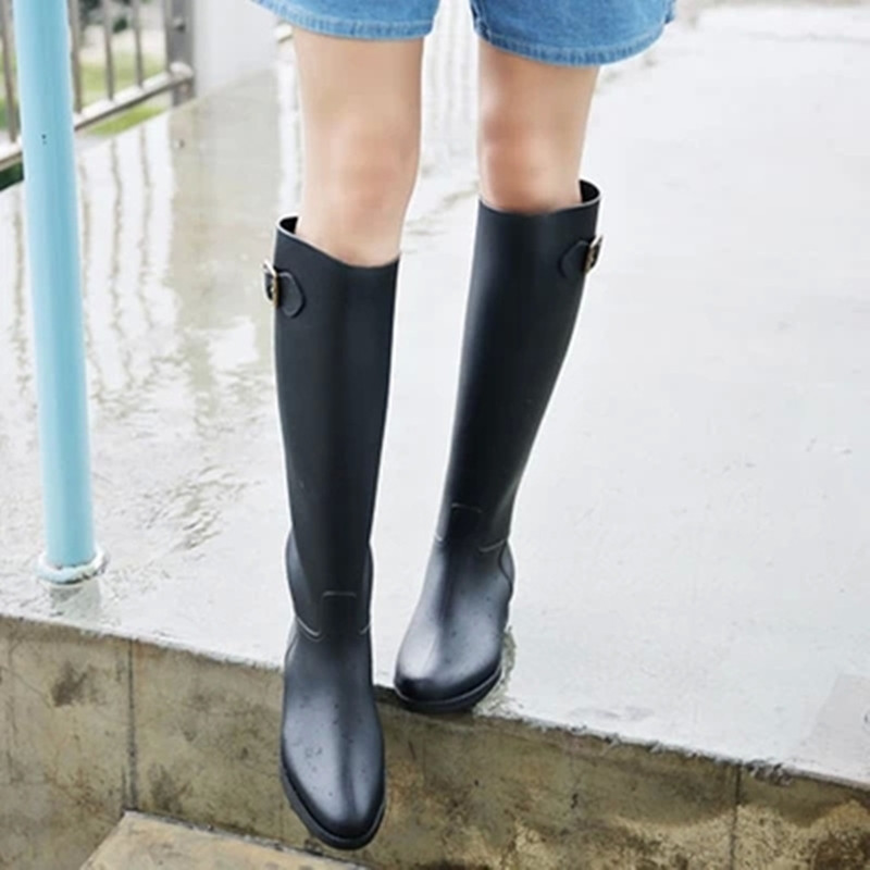 wholesale 2016 top fashion rubber rainboots
