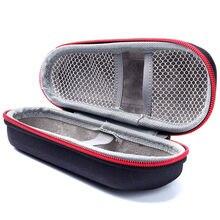 Saco de armazenamento Saco de Viagem capa protetora Hard Case para Braun Shaver & Carregador 3010 s/3040 s/310 s/720 s/790c/9030cc/9050cc J organizar